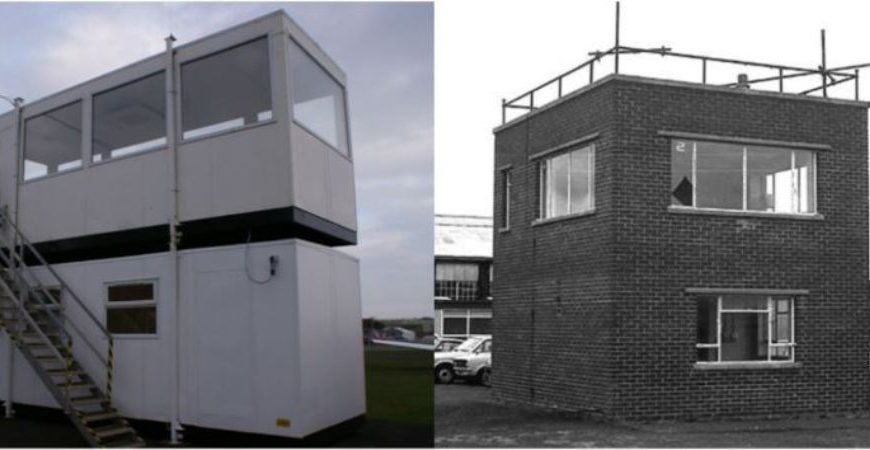 Control tower to be refurbished