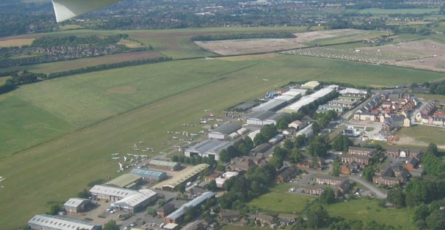 Airfield increases activity to mitigate losses due to Wiltshire Council